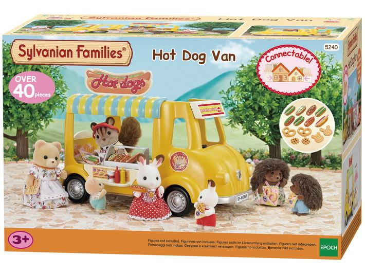 Van de Cachorro-Quente Sylvanian Families - Epoch 5240