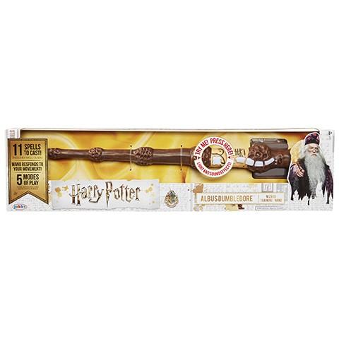 Varinha Mágica com Luzes e Sons Harry Potter Albus Dumbledore - Sunny 2110