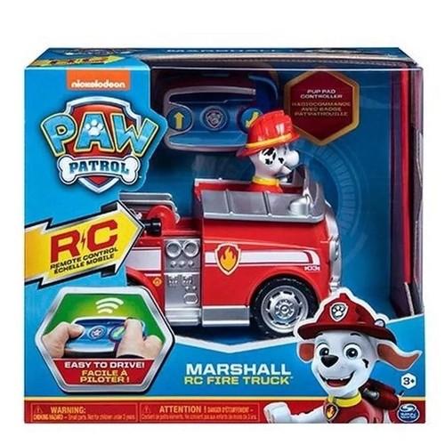 Veículo Controle Remoto Patrulha Canina Fire Truck Marshall - Sunny 1299