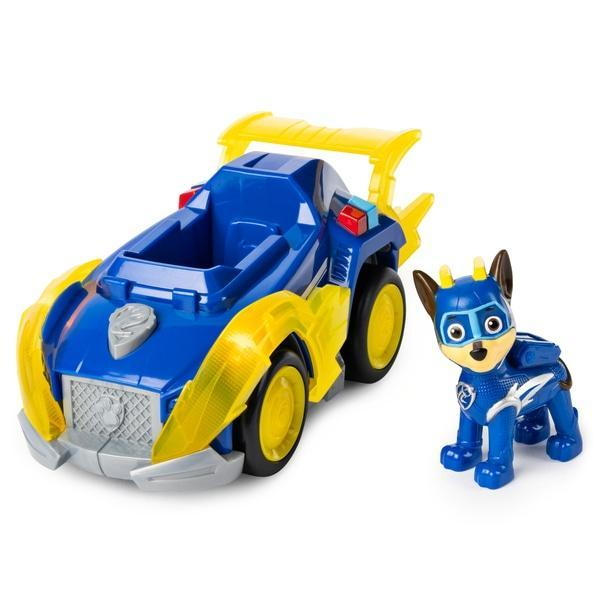 Veiculo Patrulha Canina Race E Go Deluxe Chase- Sunny 1465
