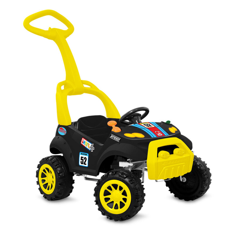 Veículo Smart Passeio Preto - Bandeirante 594