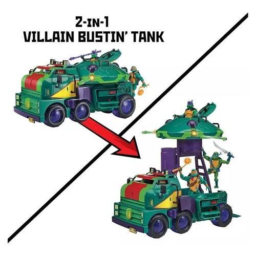Veículo Turtle Tank Tartarugas Ninja 2047 Sunny