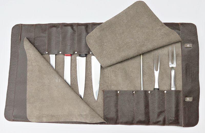Estojo para facas  Top Chef para 11 peças de 12 polegadas