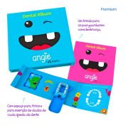 Álbum dental premium - Angie