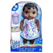 Baby Alive hora do xixi negra - Hasbro