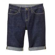 Bermuda dark jeans longa - GAP