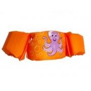 Boia colete infantil laranja polvo - KaBaby