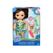 Boneca Baby Alive Sobremesa mágica morena 3+ anos - Hasbro