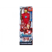 Boneco Titan Hero Marvel Homem de Ferro 4+ anos - Hasbro