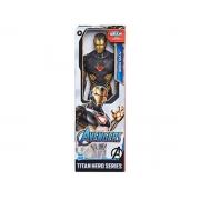 Boneco Titan Hero Marvel Homem de Ferro traje dourado 4+ anos - Hasbro