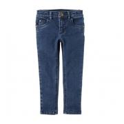 Calça jeans azul skinny - Carter's