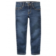 Calça jeans super skinny Marine Blue - Carter's