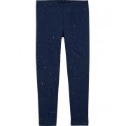 Calça legging azul com glíter - OshKosh