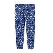 Calça legging azul estampa animal - OshKosh