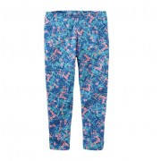 Calça legging azul floral - OshKosh
