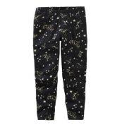 Calça legging preta estrelas - OshKosh