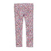 Calça legging rosa floral - Carter's