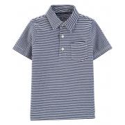Camisa polo listradinha - Carters