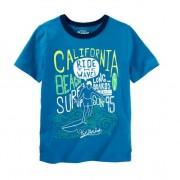 Camiseta azul California - OshKosh