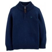 Casaco de lã azul marinho - Carter's