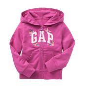 Casaco de moletom pink - GAP