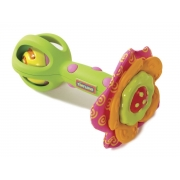 Chocalho Infantil Tiny Smarts Flower Power - Tiny Love