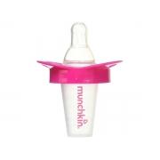 Chupeta para medicamento rosa - Munchkin