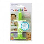 Colher de treinamento verde - Munchkin