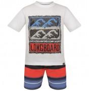 Conjunto Bermuda e Camiseta Longboard - Vrasalon