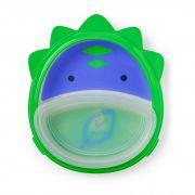 Conjunto prato e tigela smart serve Dinossauro - Skip Hop
