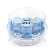 Esterilizador de mamadeiras a vapor de microondas - Avent