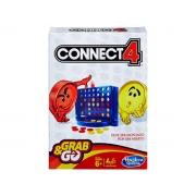 Jogo Connect 4 Grab & Go 6+ anos - Hasbro