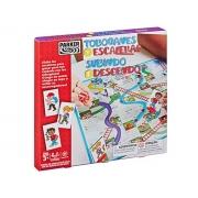 Jogo de tabuleiro Subindo e descendo 3+ anos - Hasbro