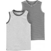 Kit 2 camisetas regata - Carters