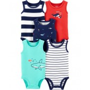 Kit 5 bodies regata baleias - Carters