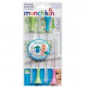 Kit escovinhas de limpeza para canudo - Munchkin