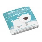 Livrinho de banho Animais - Multikids Baby