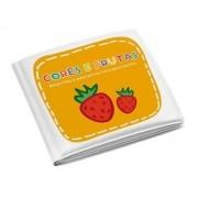 Livrinho de banho Cores e Frutas - Multikids Baby