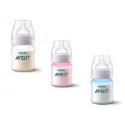 Mamadeira Anti-colic clássica 125 ml (0m+) - Avent