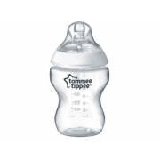 Mamadeira Close to Nature neutra 260ml (3M+) Tommee Tippee