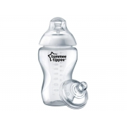 Mamadeira Close to Nature neutra 340ml (6M+) Tommee Tippee