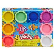 Massinha PLAY-DOH 8 potes clássico 2+ anos - Hasbro