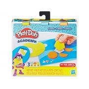 Massinha PLAY-DOH Academy Formas 2+ anos - Hasbro
