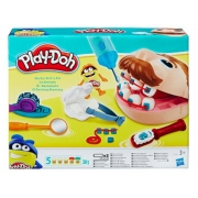 Massinha PLAY-DOH Conjunto dentista 3+ anos - Hasbro