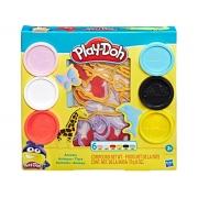 Massinha PLAY-DOH Fundamentos Animais 3+ anos - Hasbro