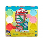 Massinha PLAY-DOH Fundamentos Formas 3+ anos - Hasbro