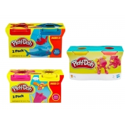 Massinha PLAY-DOH kit com 2 potes sortidos 2+ anos - Hasbro