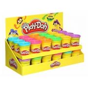 Massinha PLAY-DOH pote individual sortido 2+ anos - Hasbro