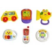 Meu primeiro brinquedo interativo 6M+ Multikids Baby