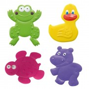 Mini Tapetes Para Banho Bath and Fun - Multikids Baby